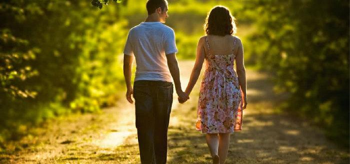 Caminando amor